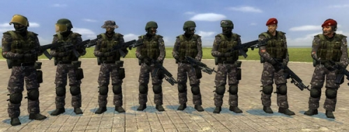 Russian Army Pack #1