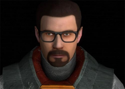 Model Gordon Freeman V3