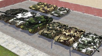 World In Conflict Pack