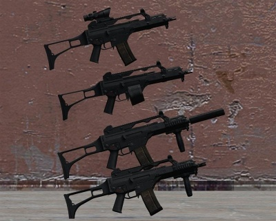 H&K Weapon Pack