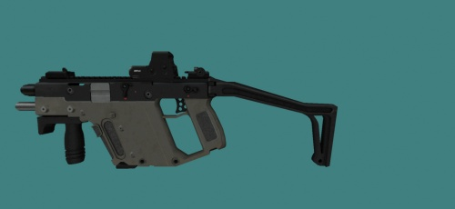 MP5 Kriss Super V