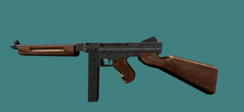 MP5 Thompson