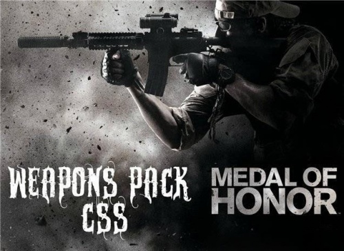 Medal of Honor weapon pack