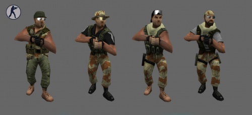T pack mercenaries