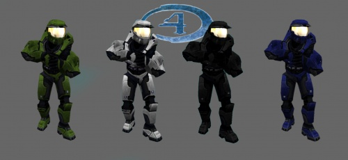 CT pack Halo