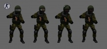 CT pack Russian Soldier