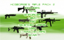 KCGEORGE's Rifle Pack 2