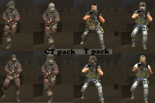 CT-T pack MW2
