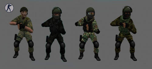 CT pack Russia Elite