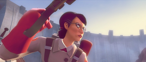 New Female Medic