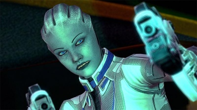 Mass Effect 2 - Liara