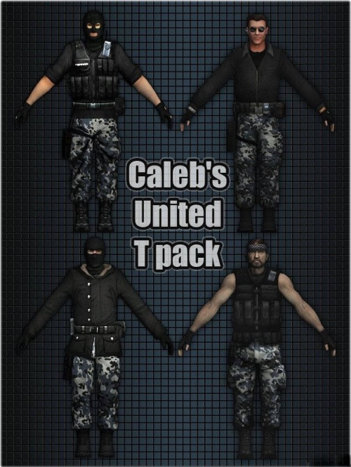 T pack Calebs United