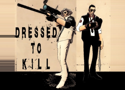Sniper - Dressed to Kill