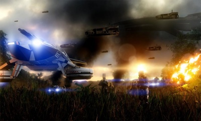 Mass Effect 2 - Vehicles