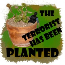 Terrorist Has Been Planted