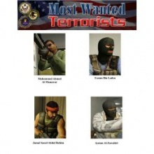 Most Wanted Terrorists