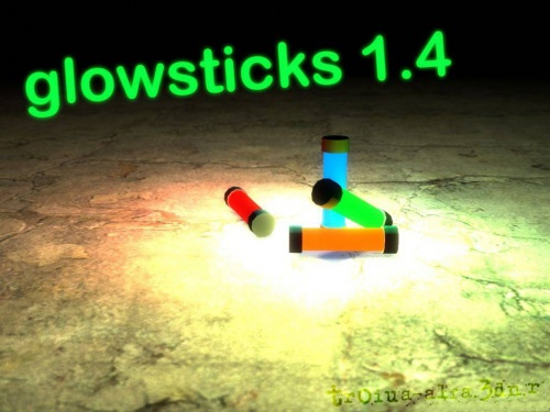 GlowSticks 1.4
