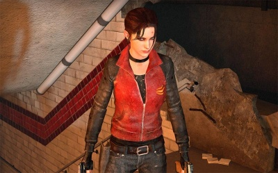 Claire Redfield Zoey