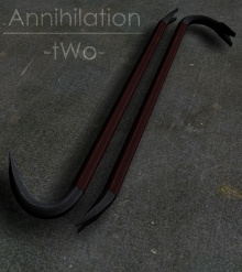 Annihilation Crowbar from HL2