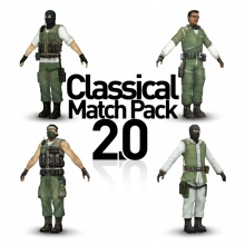Classical Match Pack 2.0 - Terrorists CSS