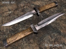 SOG Bowie Knife