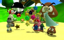 Super Mario Galaxy Pack