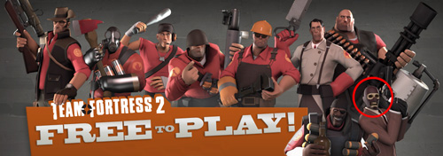 Хэллоуин в Team Fortress 2!