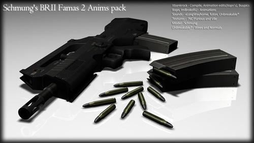 Famas для CSS