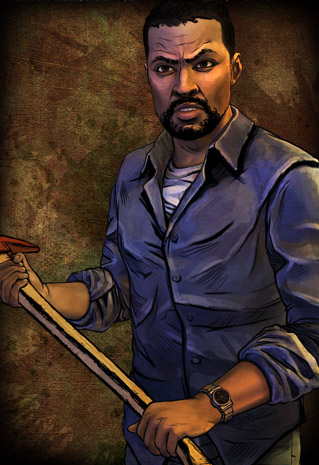 Walking Dead - Lee Everett