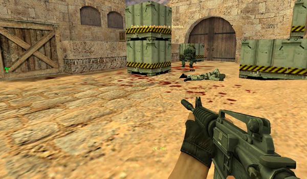 Counter-Strike 1 6 Русская версия Скачать