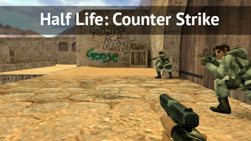 Half Life Counter Strike