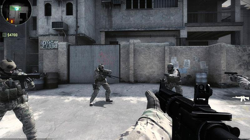 Скачать торрент Counter-Strike: Global Offensive [2 12, Action