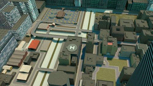 скачать big city карту