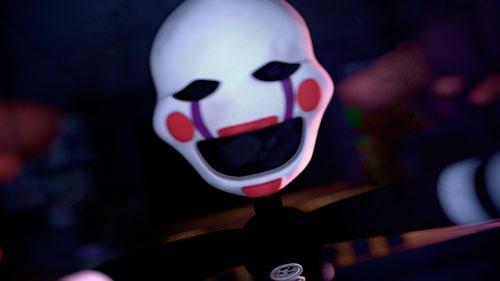 скачать аддон для гаррис мод 13 на Five Nights At Freddy S - фото 9