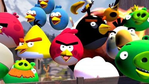 Angry Birds в опале
