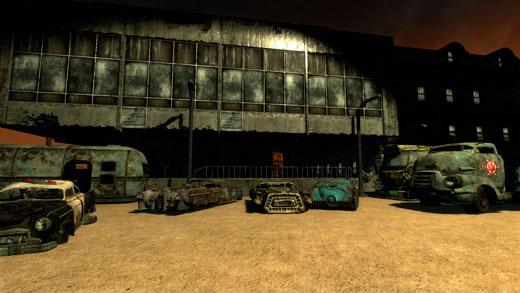 Модели из Fallout
