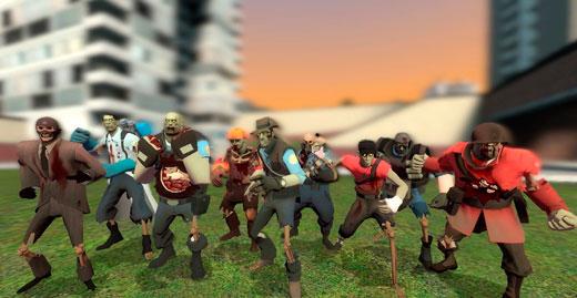 Зомби из TF2